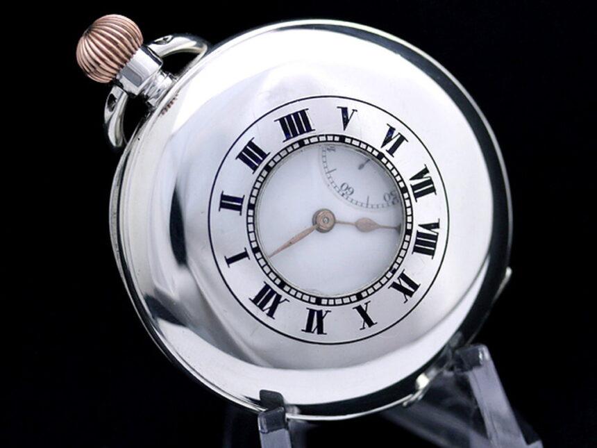ボーム&メルシエ懐中時計-P2128-10