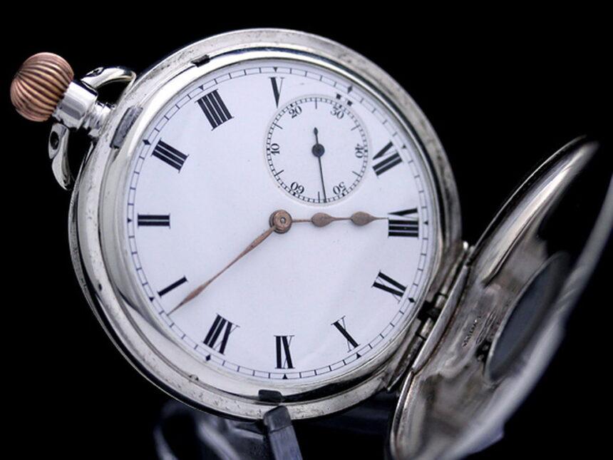 ボーム&メルシエ懐中時計-P2128-11