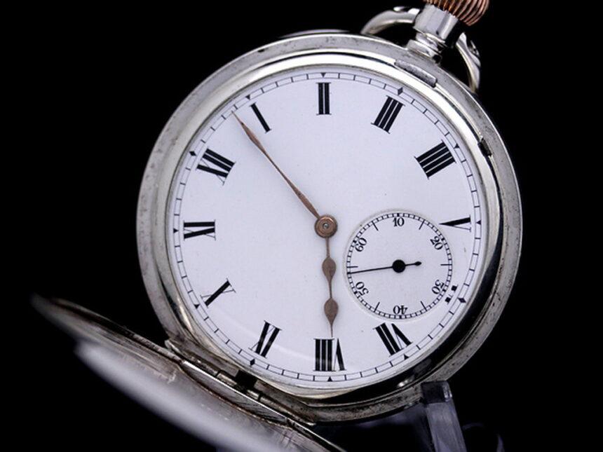 ボーム&メルシエ懐中時計-P2128-12
