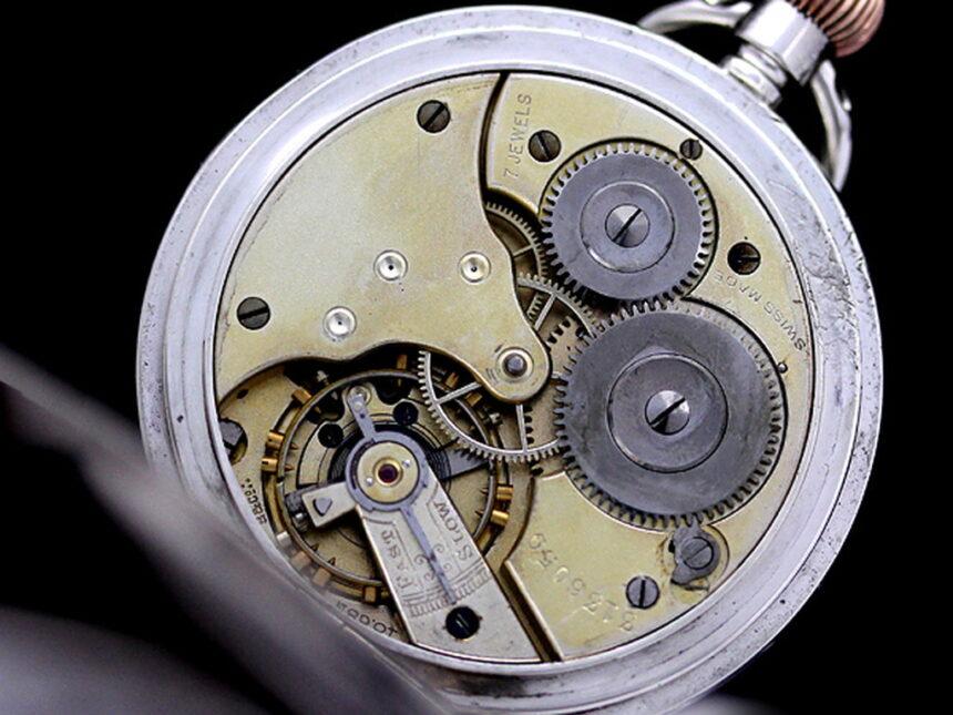 ボーム&メルシエ懐中時計-P2128-18