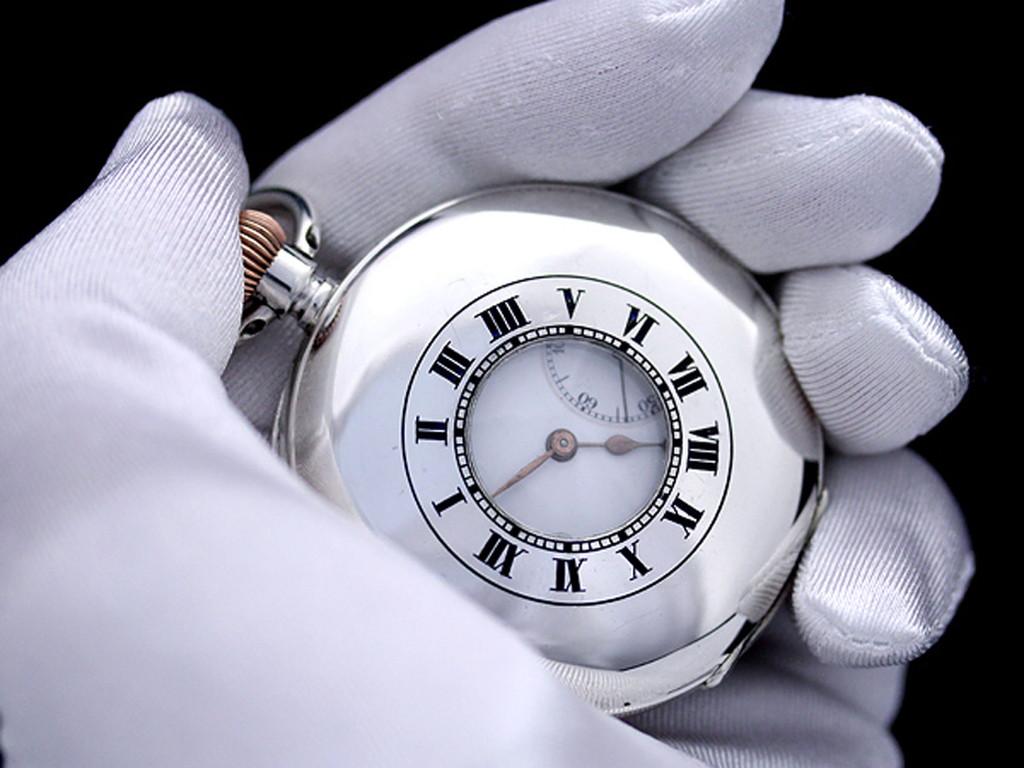 ボーム&メルシエ懐中時計-P2128-2