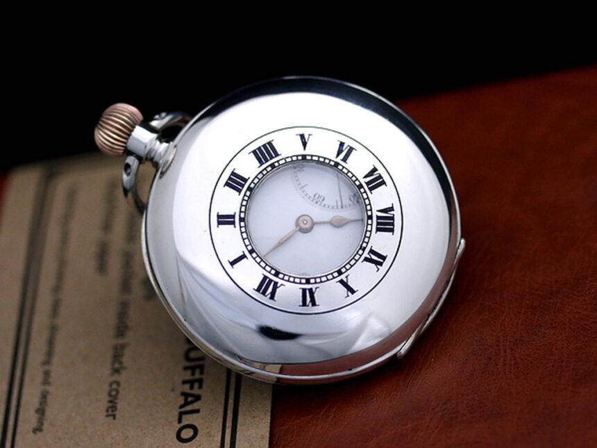 ボーム&メルシエ懐中時計-P2128-4