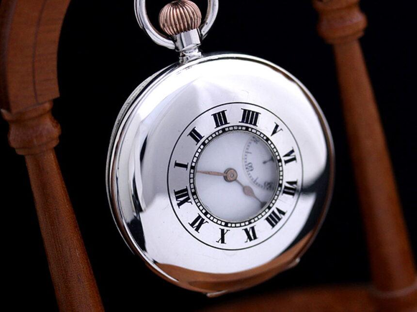 ボーム&メルシエ懐中時計-P2128-6