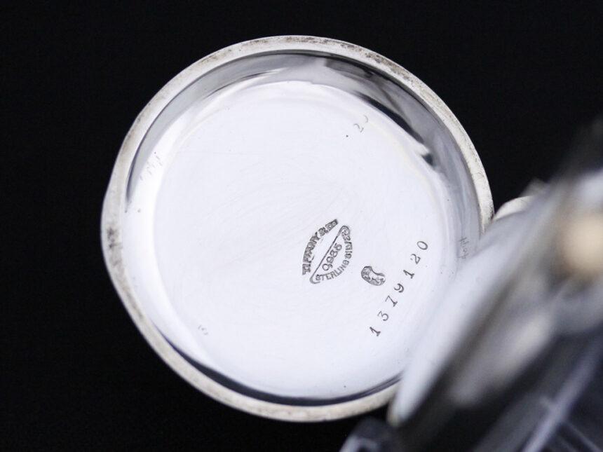 ティファニーのアンティーク懐中時計-P2137-14