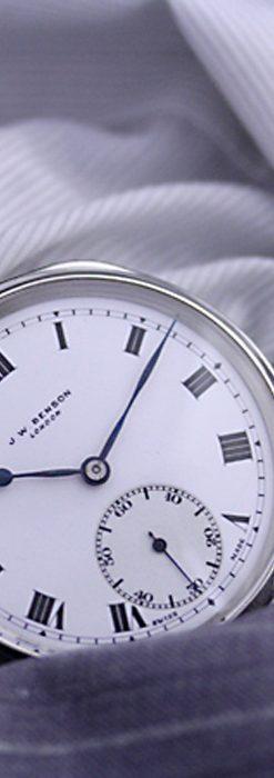 ベンソン懐中時計-P2153-1