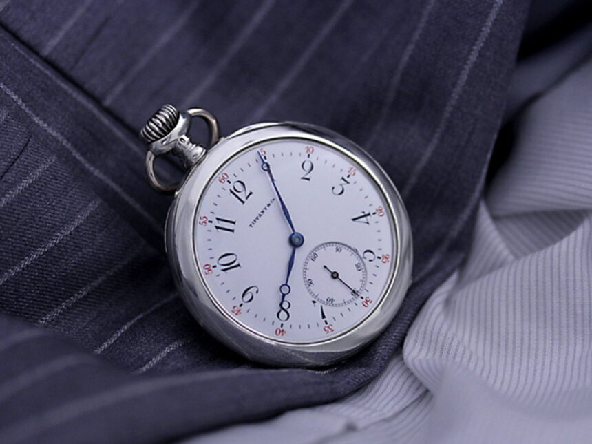 ティファニー懐中時計-P2154-3