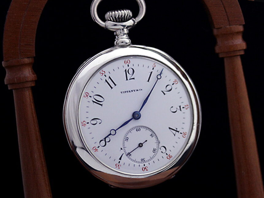 ティファニー懐中時計-P2154-6