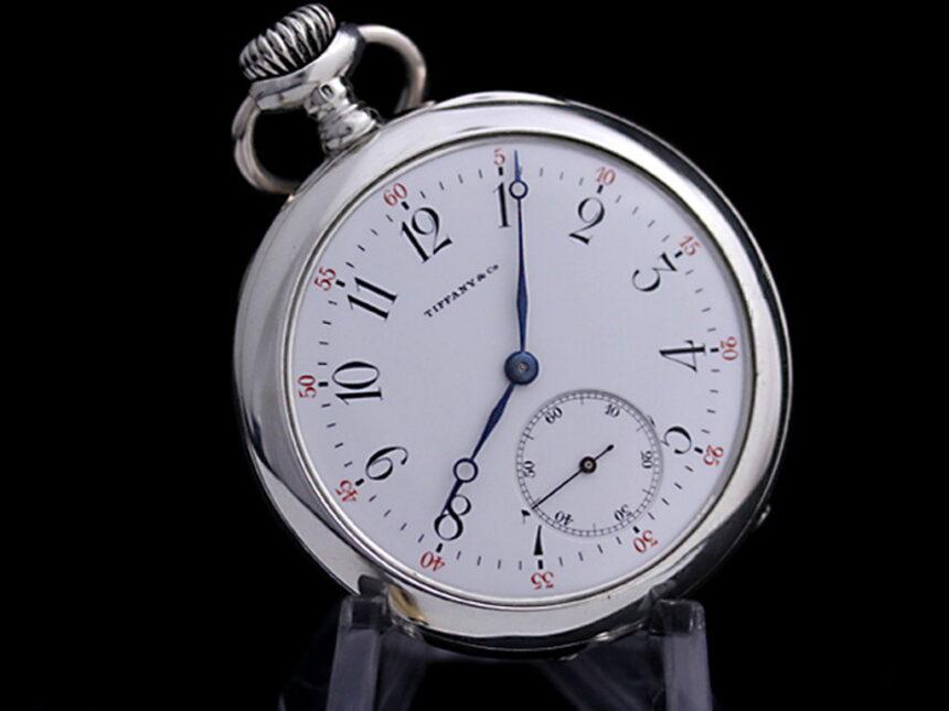 ティファニー懐中時計-P2154-8