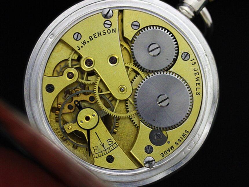 ベンソン懐中時計-P2156-14