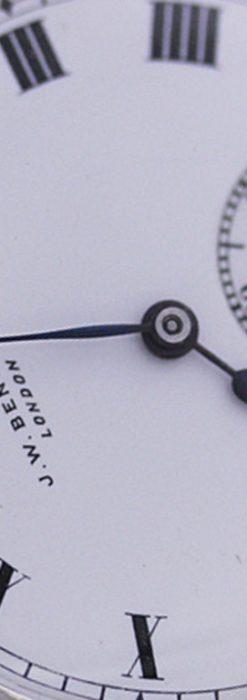 ベンソン懐中時計-P2156-7