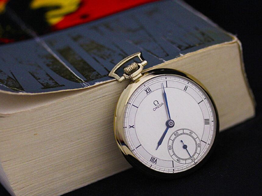 オメガ懐中時計-P2157-1