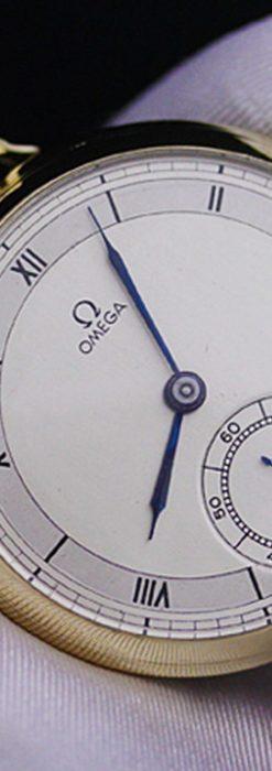 オメガ懐中時計-P2157-3