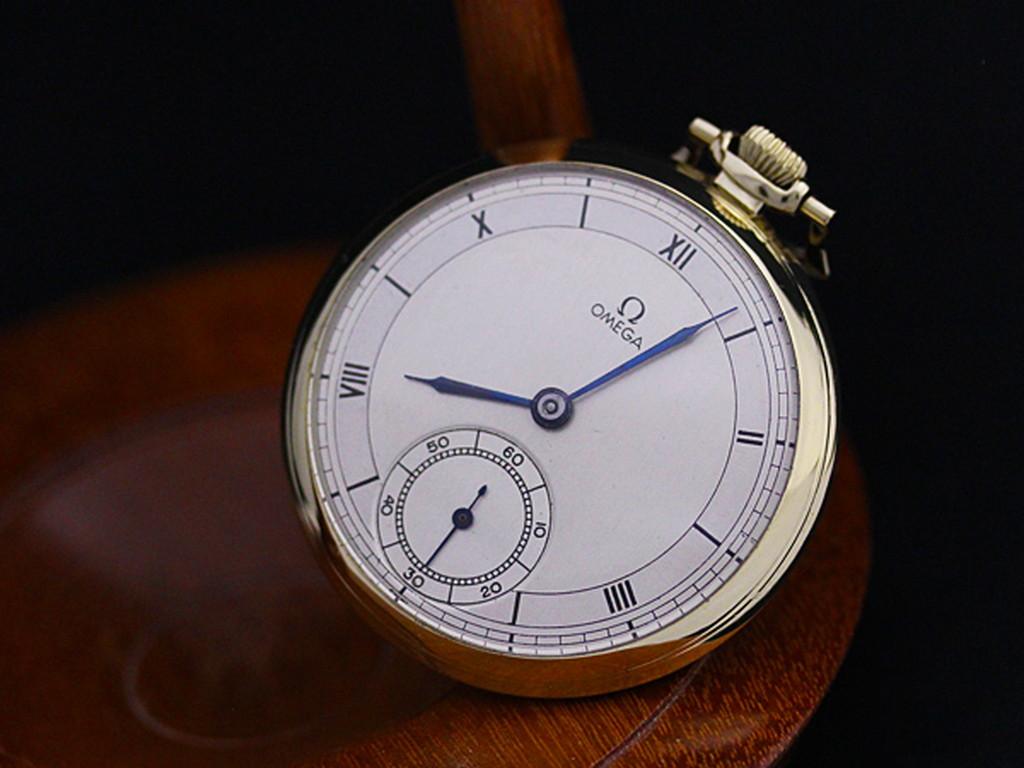オメガ懐中時計-P2157-6