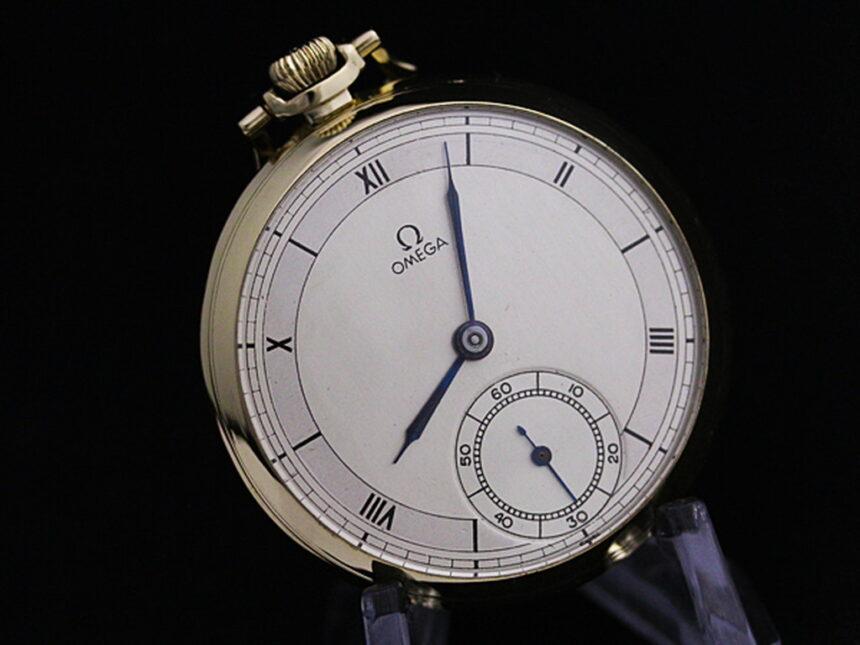 オメガ懐中時計-P2157-9
