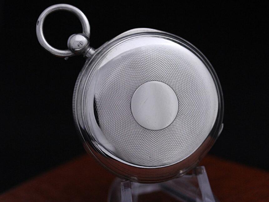 ベンソンのアンティーク懐中時計-P2161-13