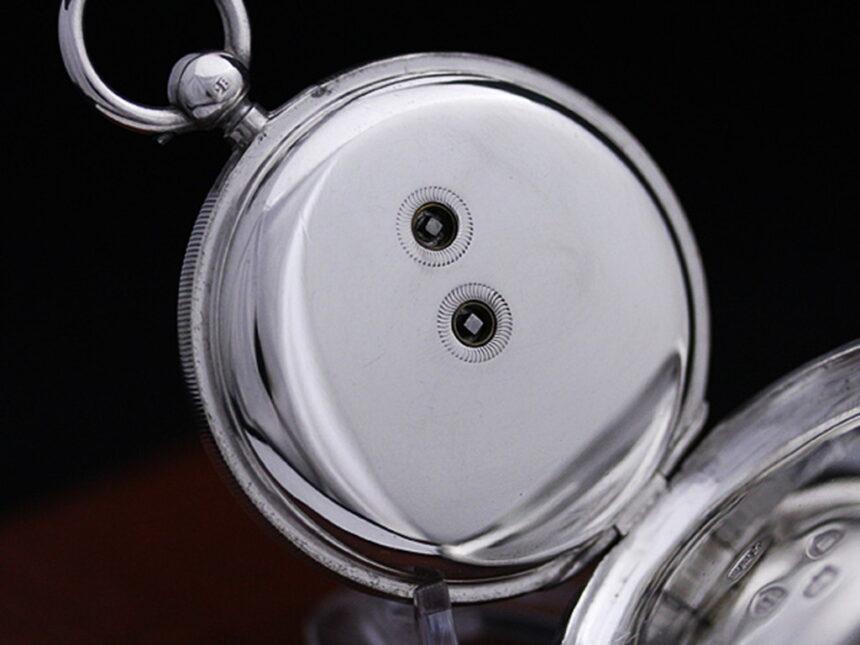 ベンソンのアンティーク懐中時計-P2161-16