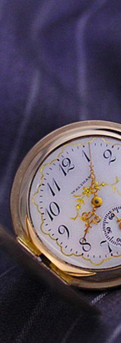 ウォルサム懐中時計-P2164-1