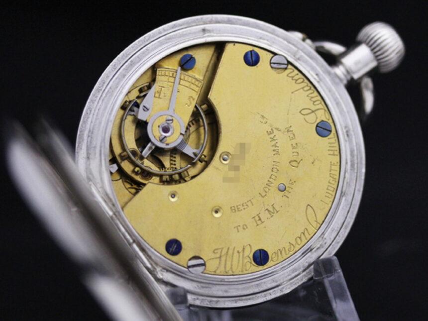 ベンソン懐中時計-P2177-13