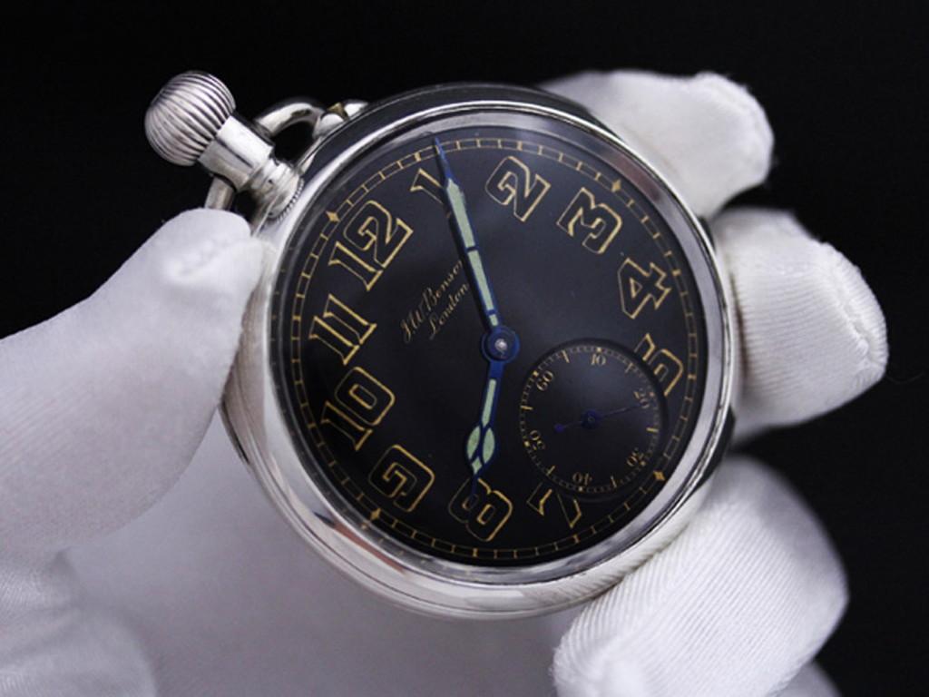 ベンソン懐中時計-P2177-2