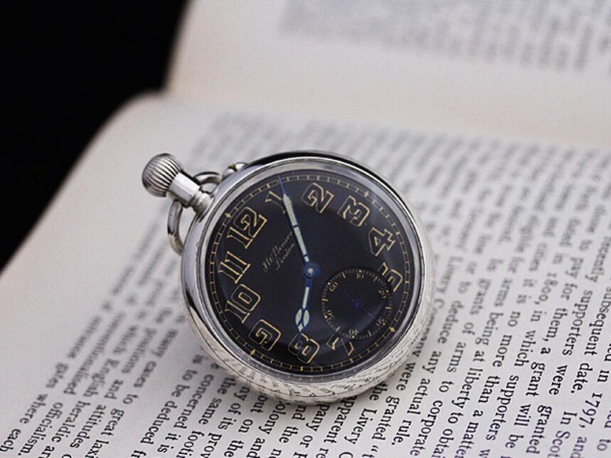 ベンソン懐中時計-P2177-4