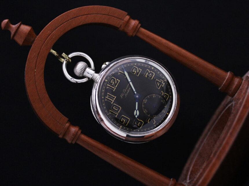 ベンソン懐中時計-P2177-5