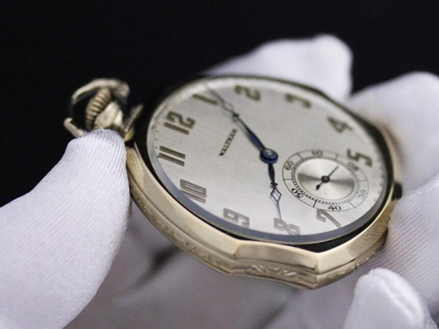 ウォルサム懐中時計-P2179-1