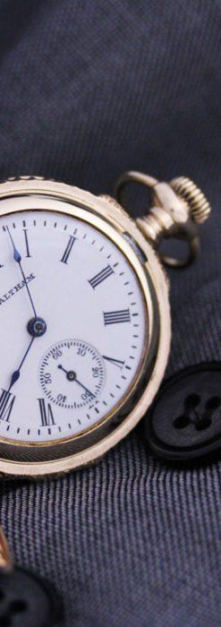 ウォルサム懐中時計-P2183-2