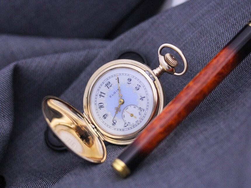 エルジン懐中時計-P2185-2