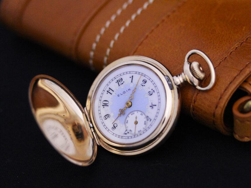 エルジン懐中時計-P2185-3