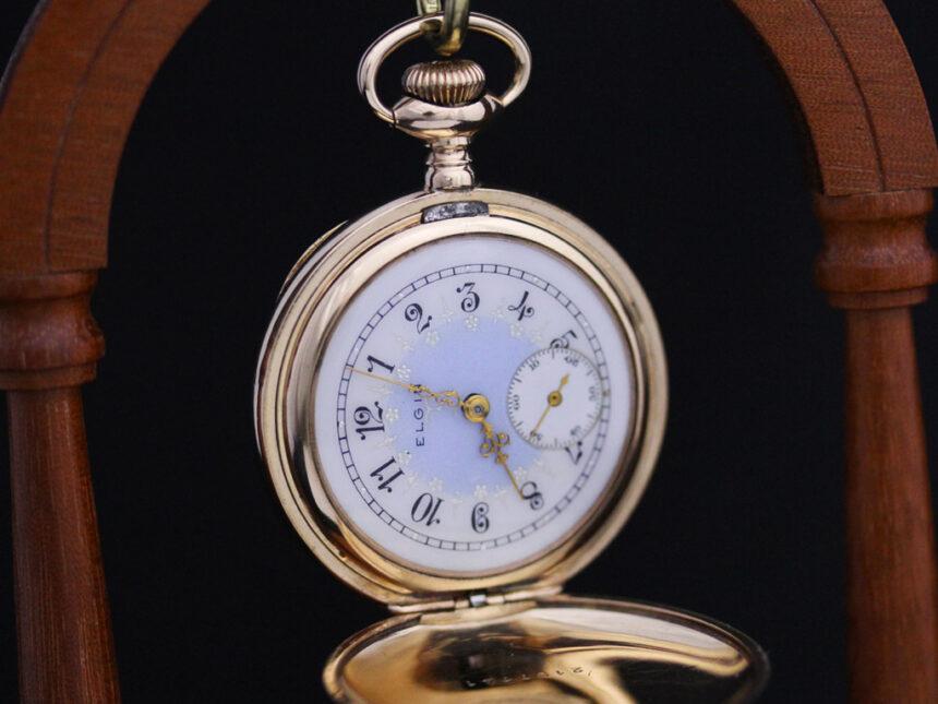 エルジン懐中時計-P2185-4