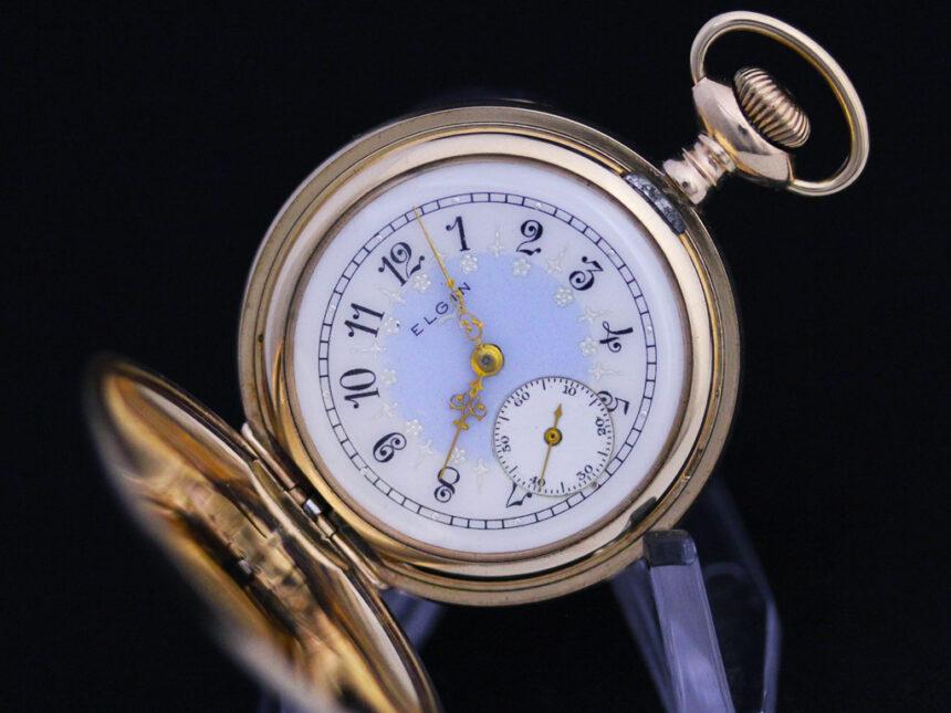 エルジン懐中時計-P2185-6