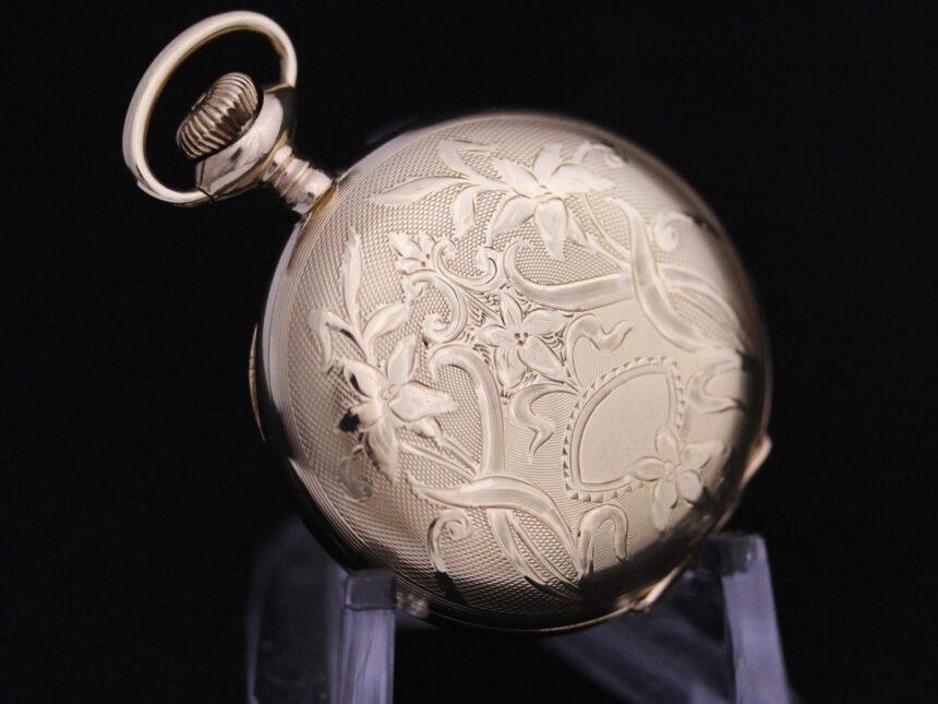 エルジン懐中時計-P2185-8
