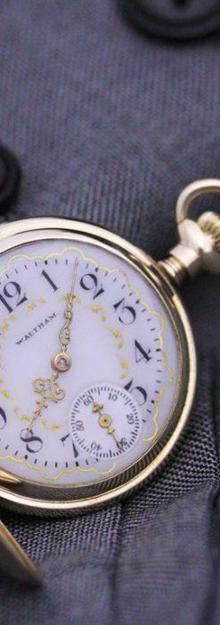 ウォルサム懐中時計-P2187-1