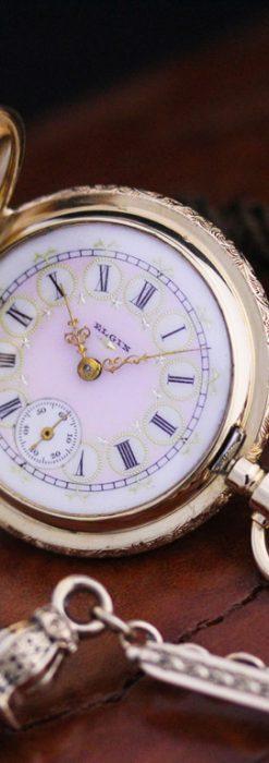 エルジン懐中時計-P2192-2