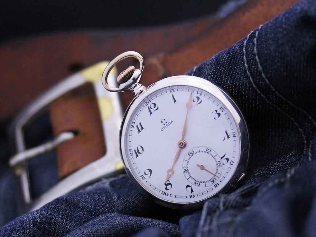 オメガ懐中時計-P2197-2