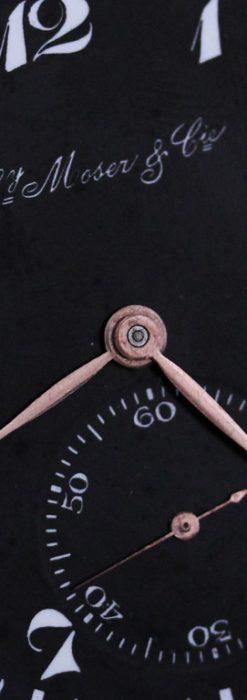 H.モーザーのアンティーク懐中時計-P2199-2