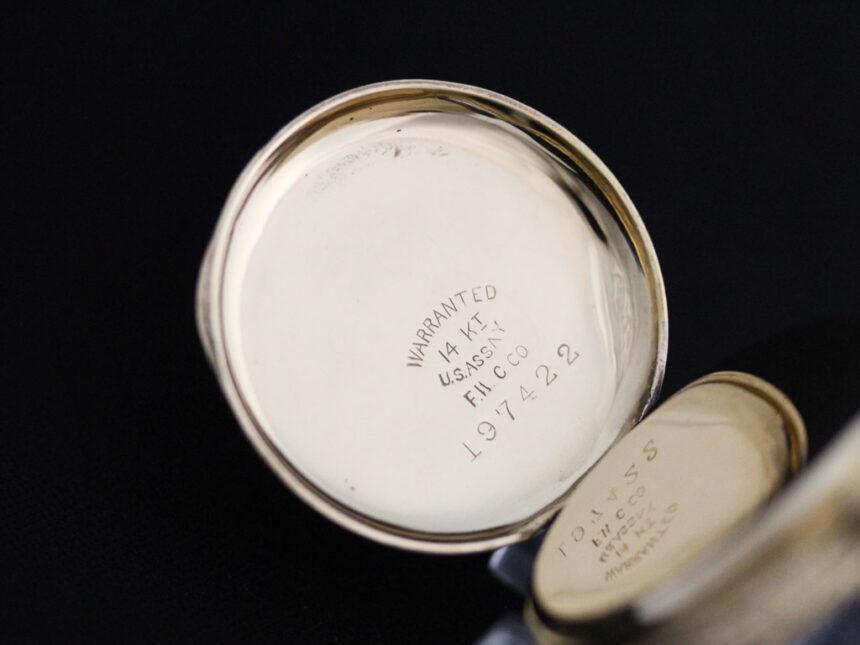 エルジンのアンティーク懐中時計-P2204-17