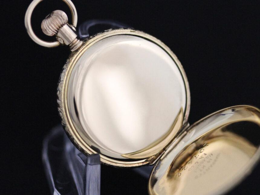 エルジンのアンティーク懐中時計-P2204-18