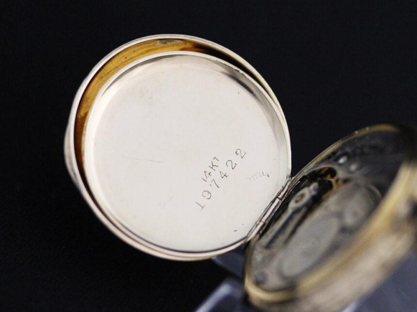 エルジンのアンティーク懐中時計-P2204-19