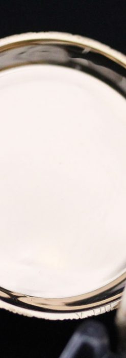 エルジンのアンティーク懐中時計-P2205-16