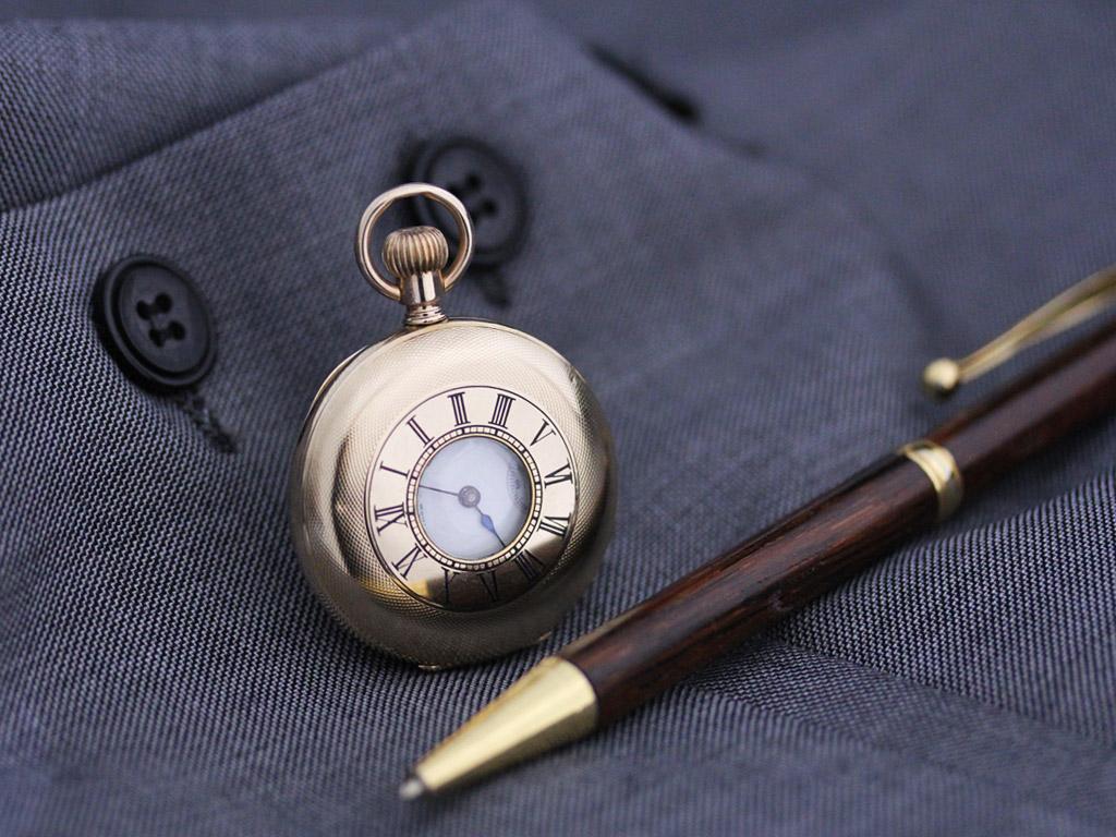 ウォルサムのアンティーク懐中時計-P2206-2