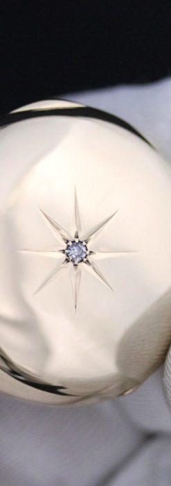 エルジンのアンティーク懐中時計-P2207-1