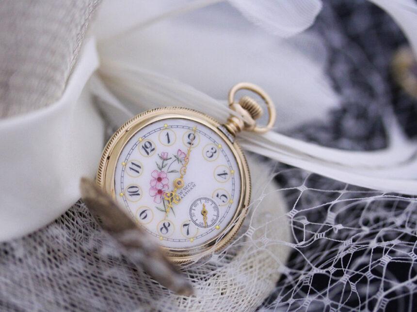 ウォルサムのアンティーク懐中時計-P2208-3