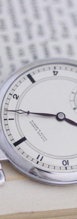 ユリスナルダンのアンティーク懐中時計-P2210-1