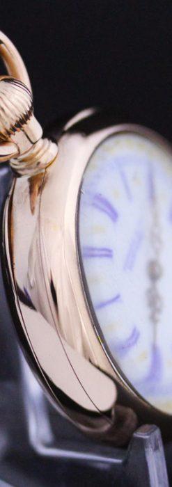 ティファニーのアンティーク懐中時計-P2211-14