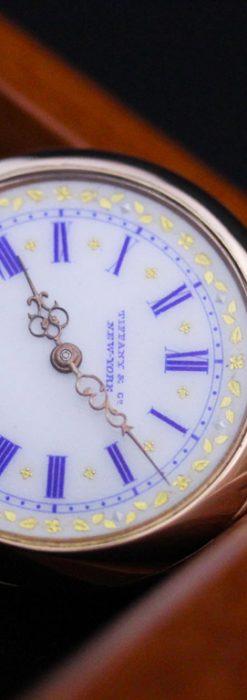 ティファニーのアンティーク懐中時計-P2211-2
