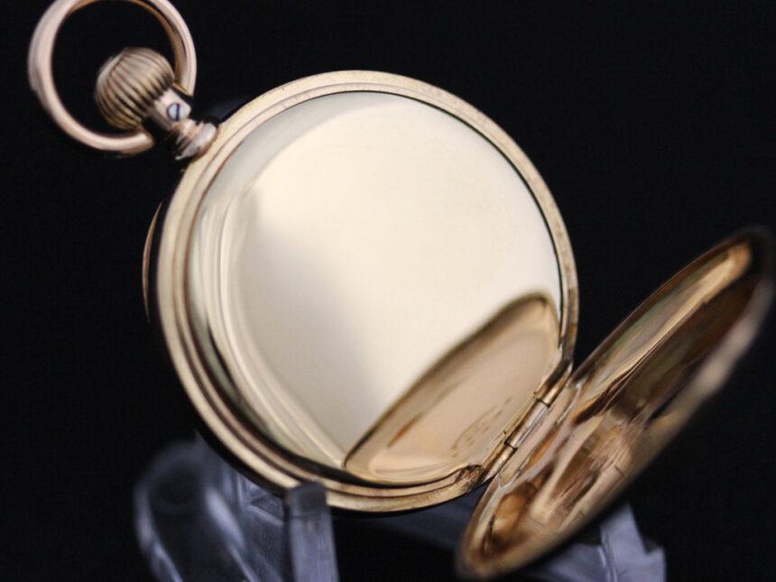 ティファニーのアンティーク懐中時計-P2211-21