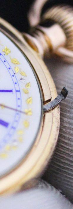 ティファニーのアンティーク懐中時計-P2211-31