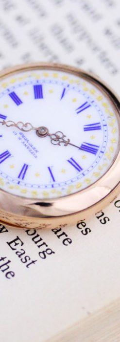 ティファニーのアンティーク懐中時計-P2211-6