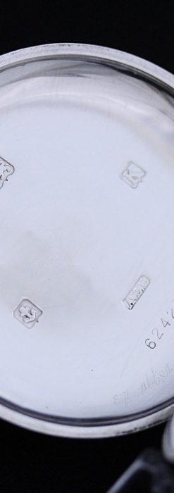ベンソンのアンティーク懐中時計-P2213-13